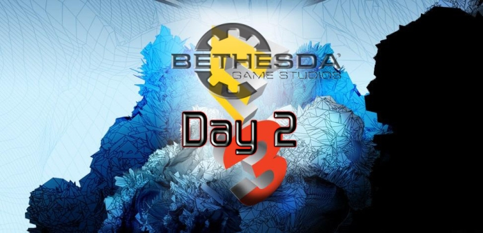 E3 Day 2 Continued: Bethesda Land