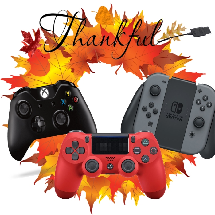 ThanksGaming: A Thoughtful Reflection on 2017