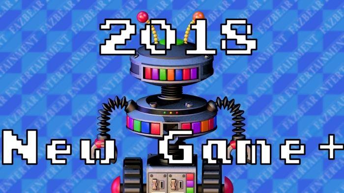 2018: New Game+